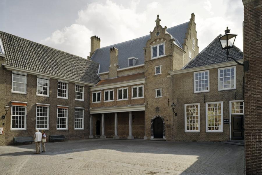 Dordrecht Plek van de eerste statenvergadering Rijksdienst Cultureel Erfgoed
