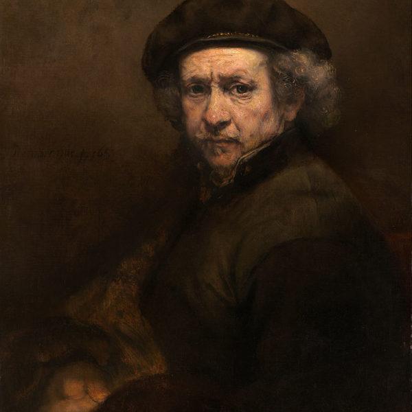 790px Rembrandt van Rijn Self Portrait Google Art Project