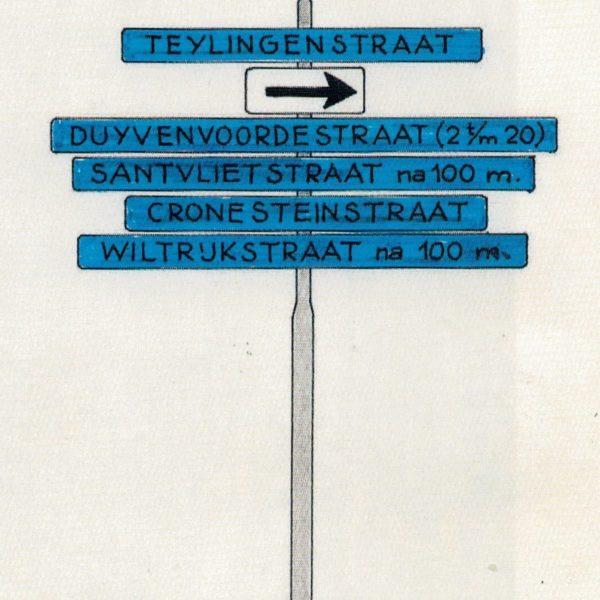 Bloemendaal straatnamen