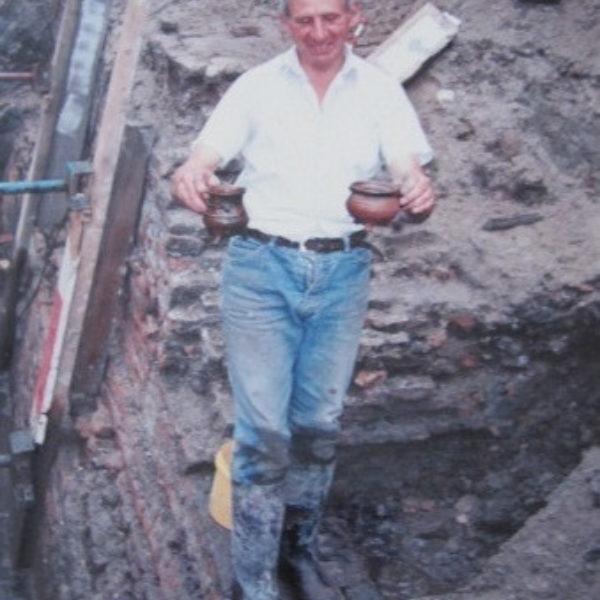 Keizerstraat opgravingen