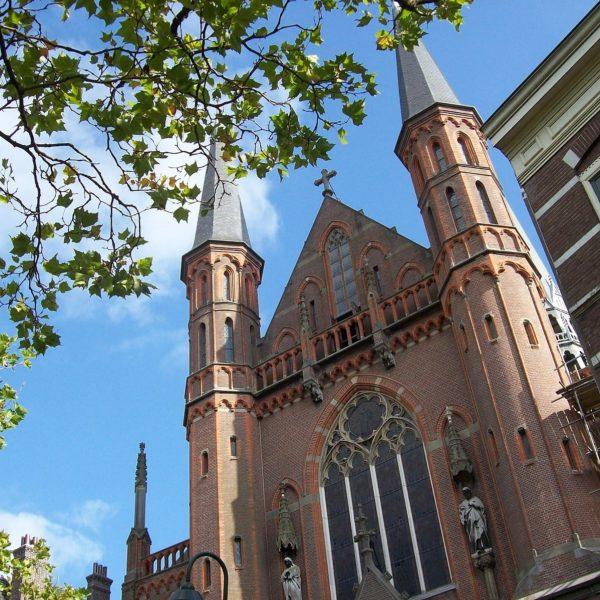 Vooraanzicht Gouwekerk
