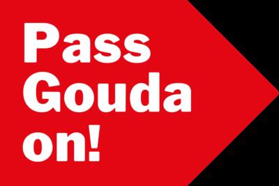GOUDA750 ENGELS Pass Gouda On PIJL