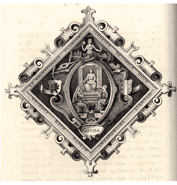 Goudsbloem logo