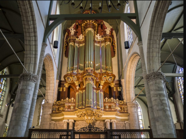 Moreau Orgel Sint Jan