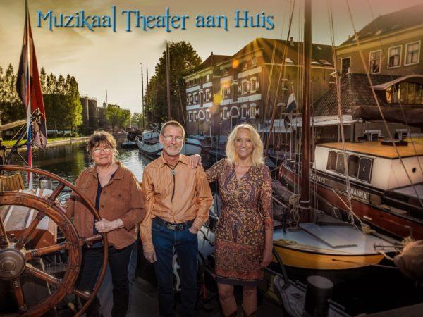 Muzikaal Theater aan Huis met nieuwe tekst